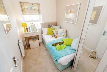 habitaciones pequeñas para niños acogedoras