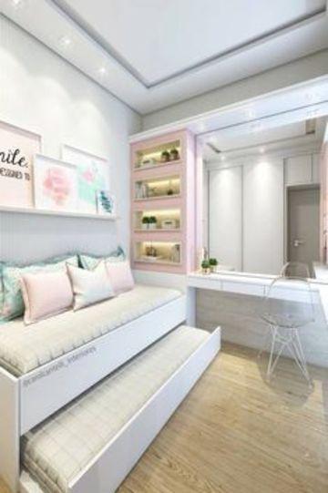habitaciones pequeñas para niños con cama duplex