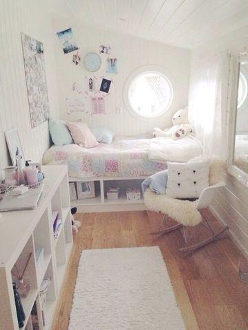 habitaciones pequeñas para niños con organizadores