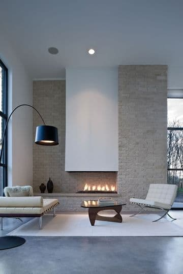 interiores de casas minimalistas modernas