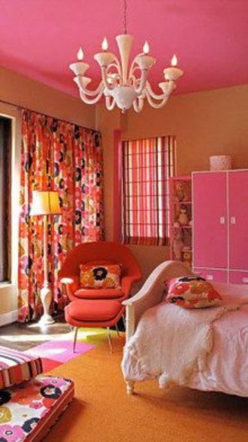 lamparas para cuartos de niñas de princesa