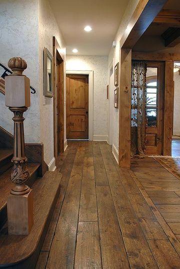 suelos de madera maciza para casas