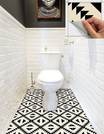 suelos vinilicos para baños autadhesivo