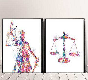 adornos para oficina de abogados modernos