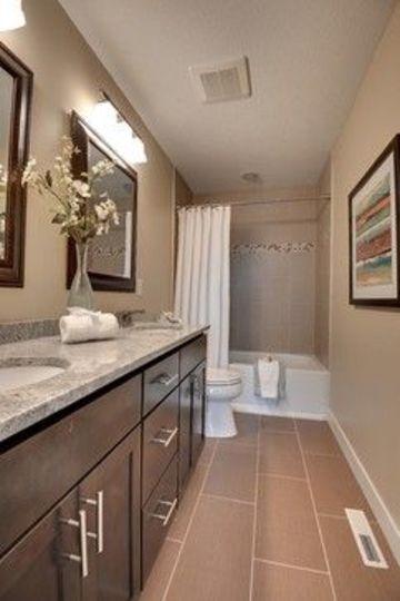 baños estrechos y largos clasicos