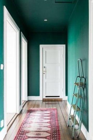 colores para pintar un pasillo de entrada