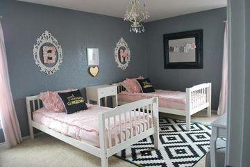 dormitorios infantiles dobles vintage