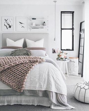 laminas decorativas estilo nordico para la habitación