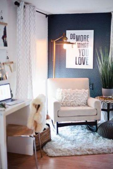 muebles blancos para dormitorio moderno
