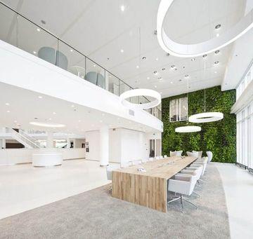 salas de juntas modernas y grandes