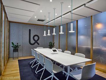 salas de juntas modernas y minimalistas