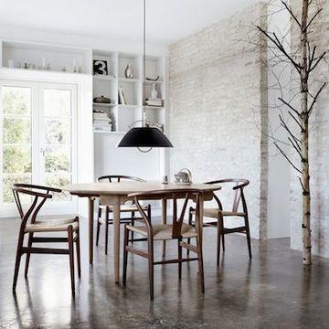 sillas comedor nordicas de madera