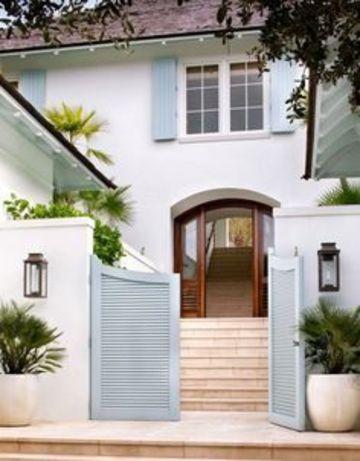 colores coloniales para fachadas de casas claros
