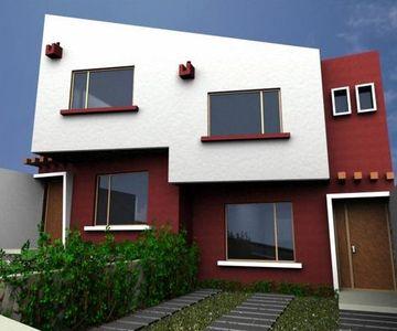 colores modernos para fachadas modernas