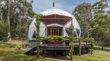 domos de acrilico para casas modelo retro