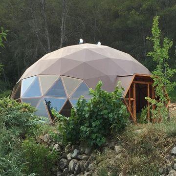 domos de acrilico para casas pequeñas