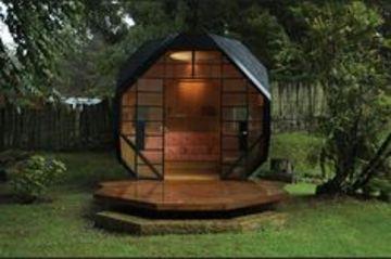 domos de acrilico para casas pequeños