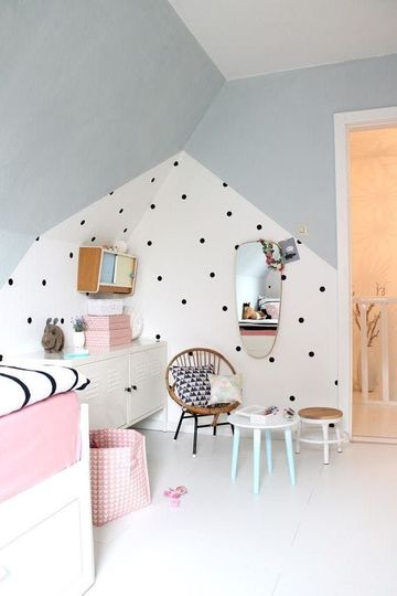 ideas para pintar tu cuarto divertido