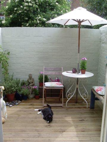 terrazas pequeñas bonitas minimalistas
