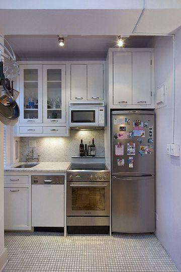 cocinas pequeñas y practicas bastante economicas