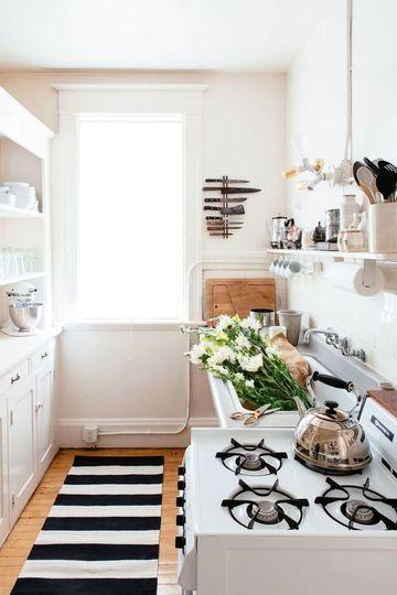como decorar una cocina chica sencilla