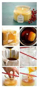 como hacer mechas caseras aromaticas