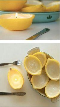 como hacer mechas caseras con limon