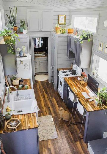 trucos para organizar una casa pequeña