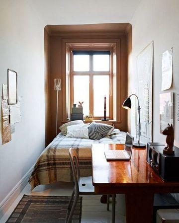 dormitorios pequeños para adultos ganando espacio