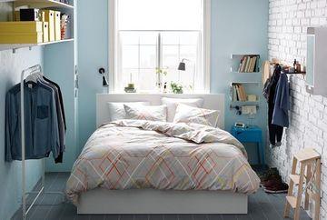 dormitorios pequeños para adultos hombres