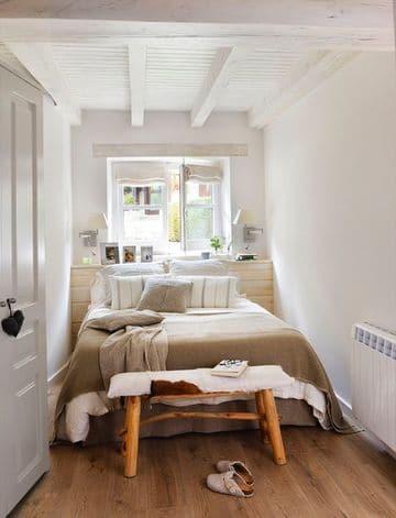 dormitorios pequeños para adultos mujeres