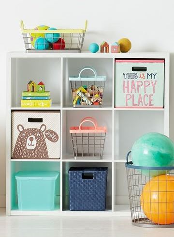 estantes para juguetes de niños moderno
