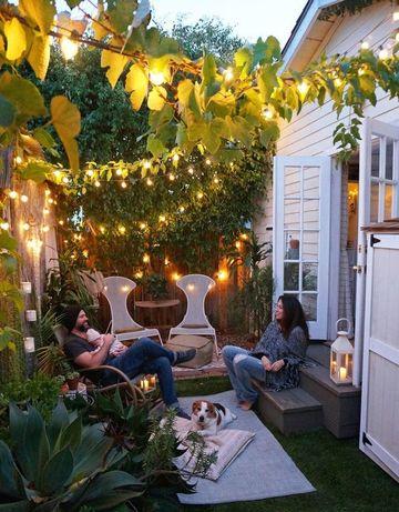 jardines en terrazas pequeñas muy acogedores