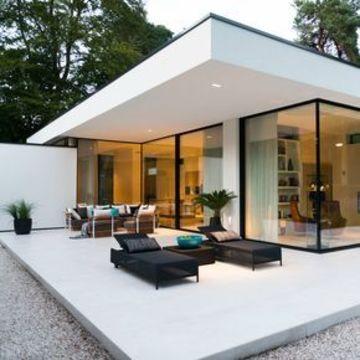 modelos de terrazas modernas exterior