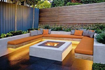 Imagenes Y Diseños En Modelos De Terrazas Modernas
