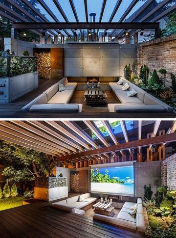 modelos de terrazas modernas y bonitas
