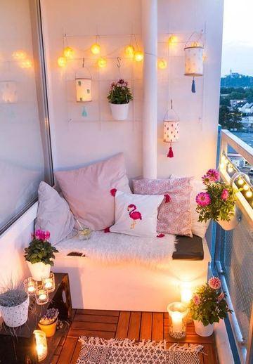 terrazas pequeñas con encanto y bonitas