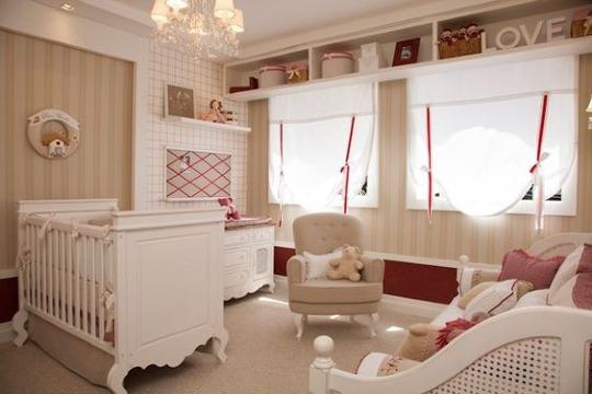 Inspiraciones de cuartos para bebes modernos