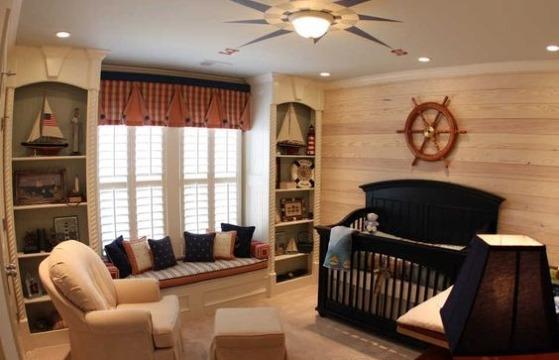 Tematicas de cuartos para bebes modernos