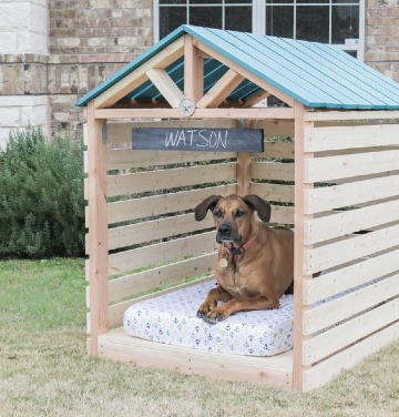 casitas de perros faciles de hacer y economicas