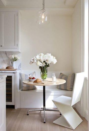comedores para casas pequeñas sencillos