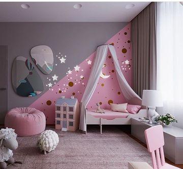 decoracion de dormitorios para niñas sencillo