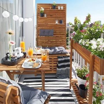 decoracion para terrazas pequeñas exteriores