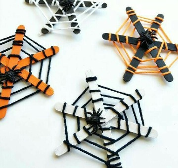 decoraciones faciles para halloween manualidades