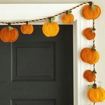 decoraciones faciles para halloween para casas