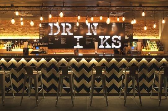 diseños de bares y restaurantes arquitectura