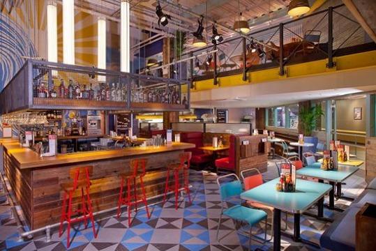fotos de diseños de bares y restaurantes