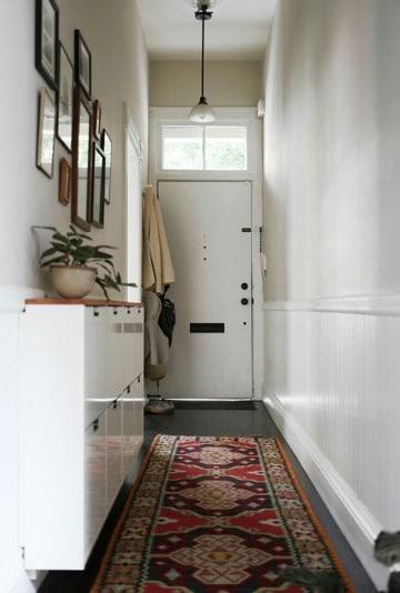 ideas de decoracion de entradas y pasillos