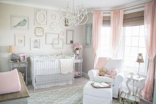 Originales y creativas ideas para decorar cuarto de bebe