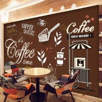 Originales y creativas ideas para decorar una cafeteria - Decoracion de cafeterias pequenas ...